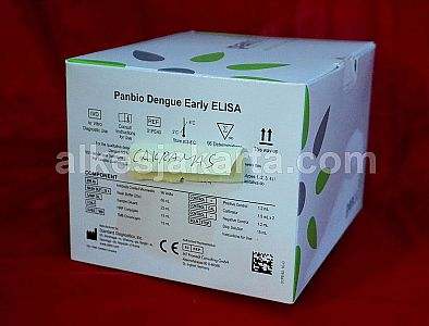 Panbio Dengue Early Elisa 96 Test